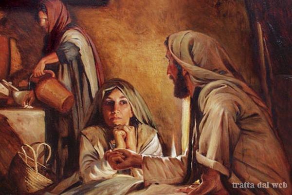 Marta e Maria, il Signore non cerca servitori ma amici